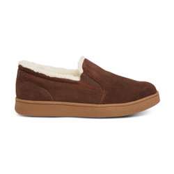 No. 18 Slipper Smooth Toe Espresso