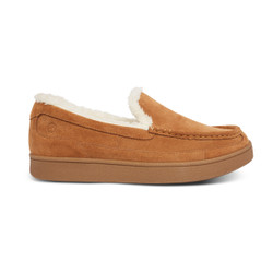 No. 34 Slipper Moc Toe Camel