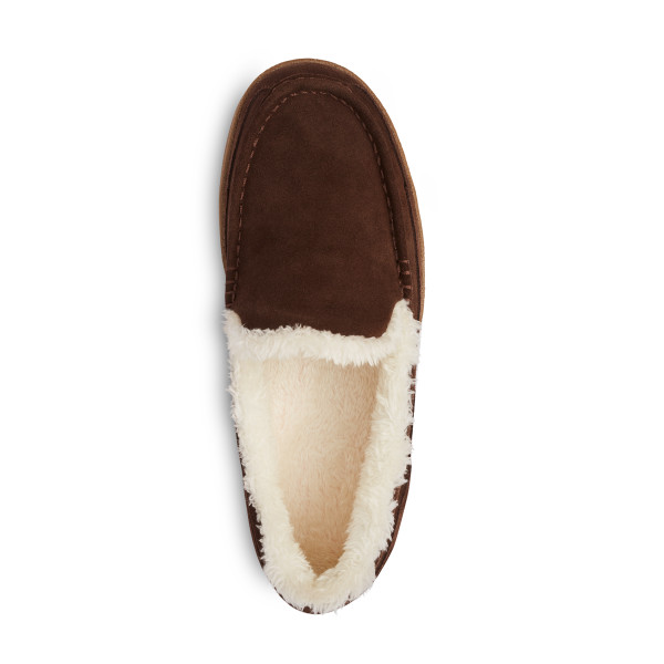 No. 34 Slipper Moc Toe Espresso