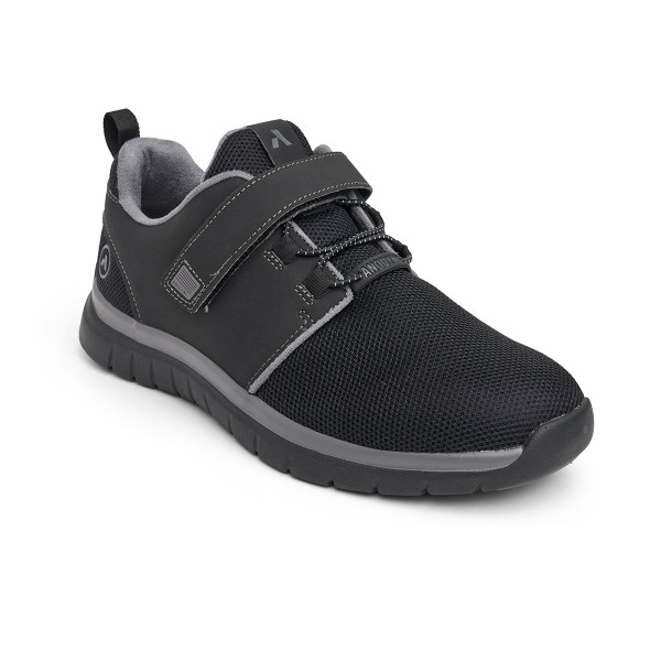 No. 46 Sport Jogger Black Grey