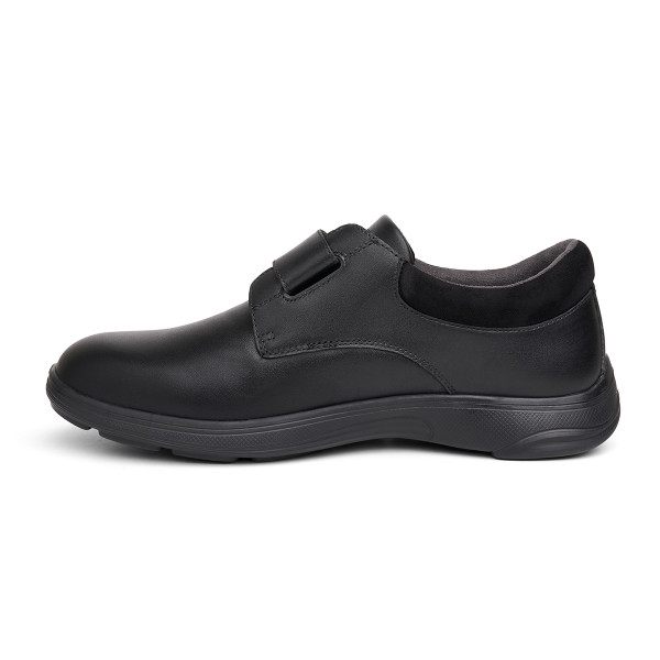 No. 66 Casual Comfort Stretch Black