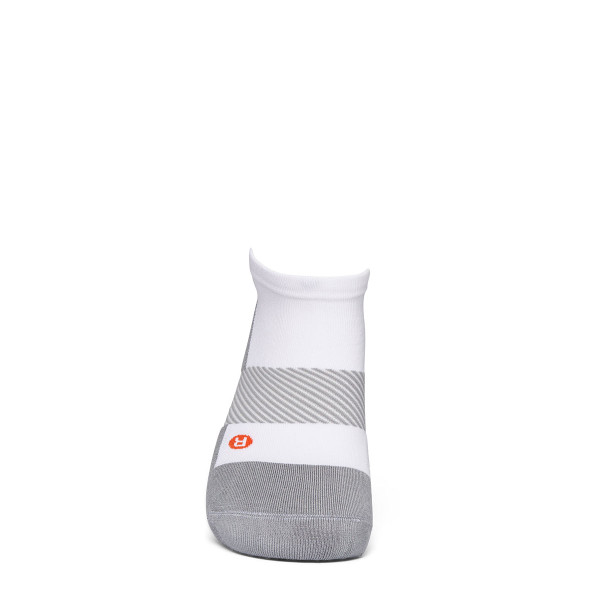 Men's No. 9 No Show Socks White