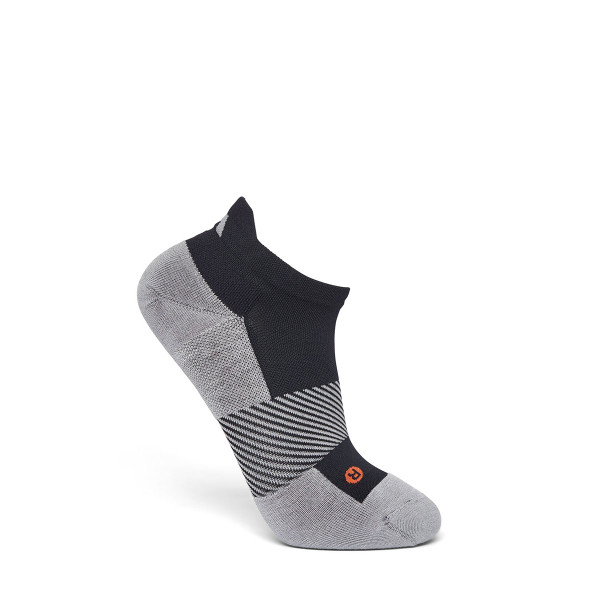No. 9 No Show Socks Black