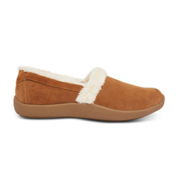 No. 21 Slipper Smooth Toe Camel