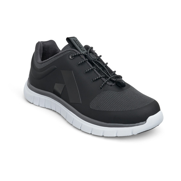 No. 23 Sport Runner Black Grey