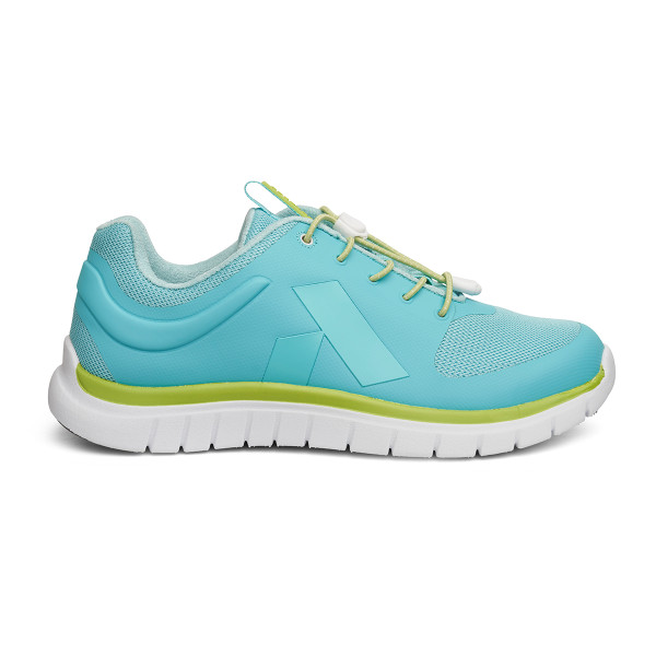 No. 23 Sport Runner Teal Lime