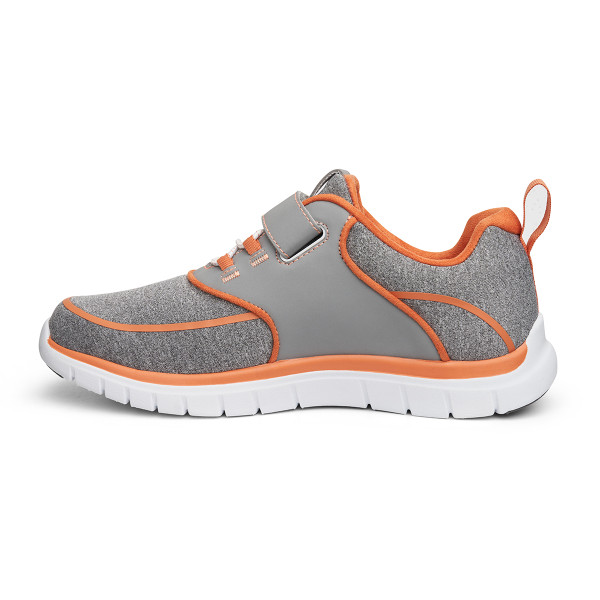 No. 45 Sport Jogger Grey Orange