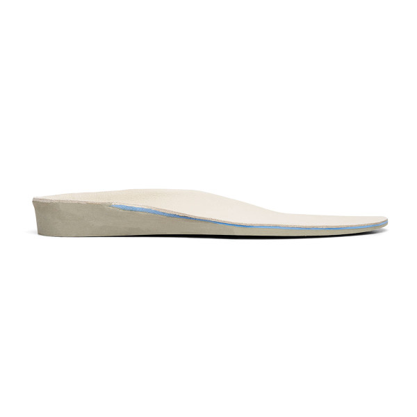 Women's semi-rigid orthotic lateral view